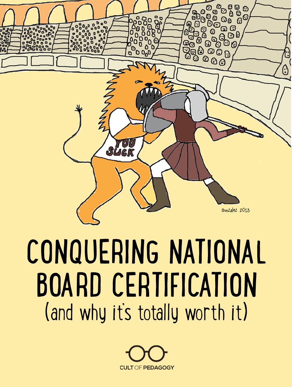Conquering National Board Certification And Why Its Totally Worth
