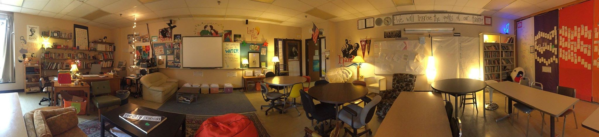Classroom Eye Candy 1: A Flexible-Seating Paradise | Cult of ...