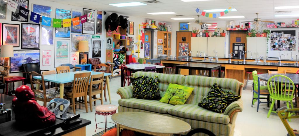 Classroom Design For Living And Learning With Autism ~ Classroom eye candy the funky science lab cult of