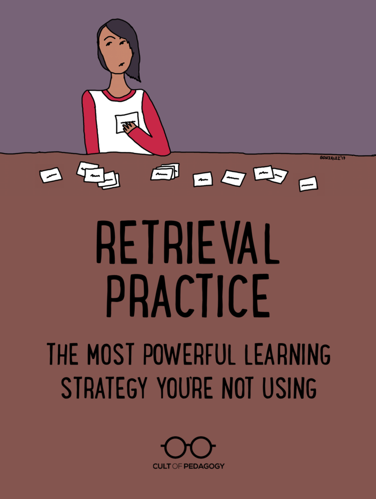 Retrieval Practice: The Most Powerful Learning Strategy You\'re Not ...