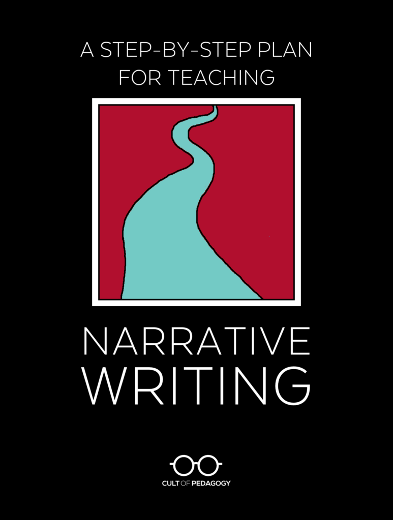 what does it mean to write in narrative form